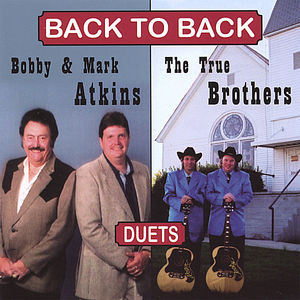 Back to Back-Duets-Bluegrass Gospel