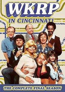 WKRP in Cincinnati: The Complete Fourth Season (The Final Season)