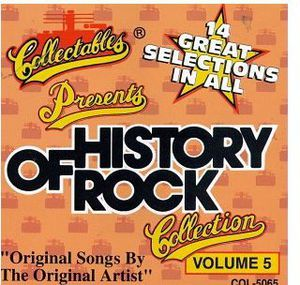 The History Of Rock, Vol.5 [Remastered]
