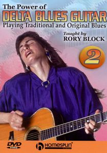 The Power Of Delta Blues Guitar, Vol. 2