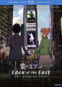 Eden of the East: King of Eden