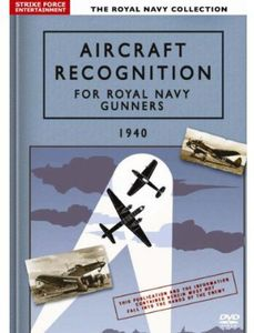 Aircraft Recognition for Royal Navy Gunners 1940 [Import]