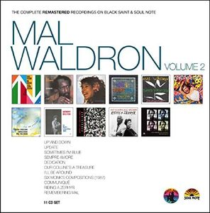 Mal Waldron - The Complete Remastered Recordings, Vol. 2