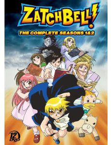 Zatch Bell!: The Complete Seasons 1 & 2
