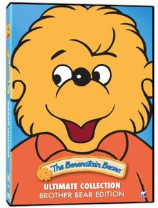 The Berenstain Bears Ultimate Collection: Brother Bear Edition