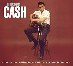 Unseen Cash from William Speer's Studio