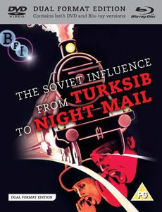 Soviet Influence from Turksib to Night Mail [Import]