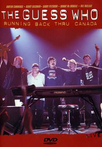 Running Back Thru Canada