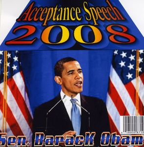 Acceptance Speech 2008 Barack Obama