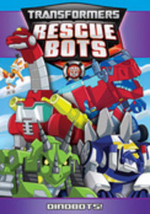 Transformers Rescue Bots: Dinobots