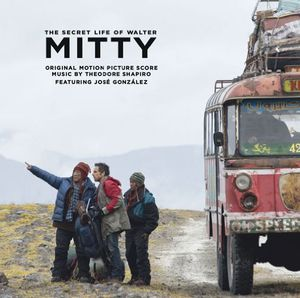 Secret Life of Walter Mitty Original Score (Original Soundtrack) [Import]