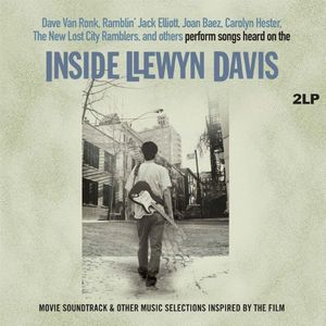 Inside Llewyn Davis' Movie Soundtrack (Original Soundtrack) [Import]