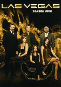 Las Vegas: Season Five [Widescreen] [4 Discs] [Slipcase]