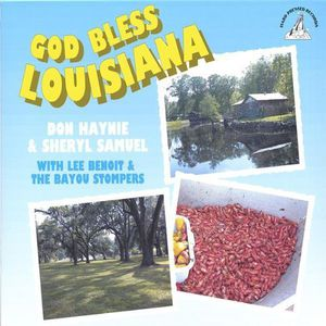 God Bless Louisiana