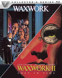 Waxwork /  Waxwork II: Lost In Time (Vestron Video Collector's Series)