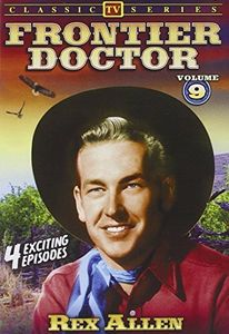 Frontier Doctor, Vol. 9: 4-Episode Collection