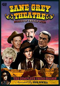 Zane Grey Theatre: The Complete Third Season