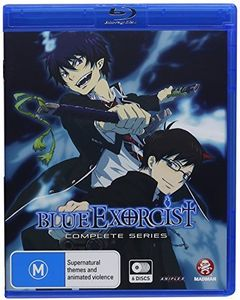Blue Exorcist Complete Series [Import]