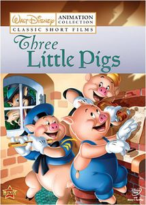 Disney Animation Collection, Vol. 2: The Three Little Pigs