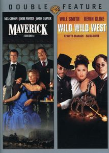 Maverick/ Wild Wild West [Double Feature] [WS] [Full Frame] [Final Cut]