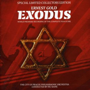 Exodus-World Premier Complete Score (Original Soundtrack) [Import]