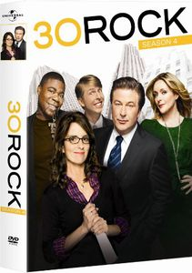 30 Rock: Season 4 [Widescreen] [3 Discs] [Digipak] [Slipcase]