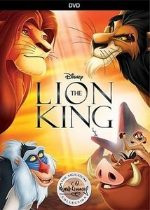 The Lion King (The Walt Disney Signature Collection)