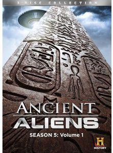 Ancient Aliens: Season 5: Volume 1