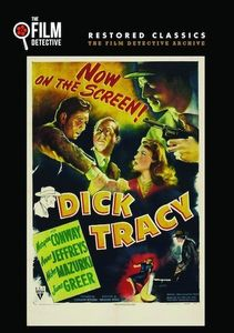 Dick Tracy-Detective
