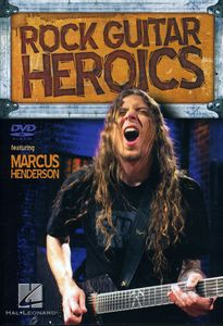 Rock Guitar Heroics