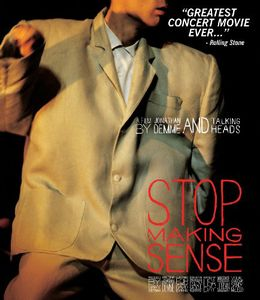 Talking Heads: Stop Making Sense