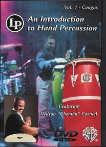 An Introduction To Hand Percussion, Vol. 1: Congas [Instructional]