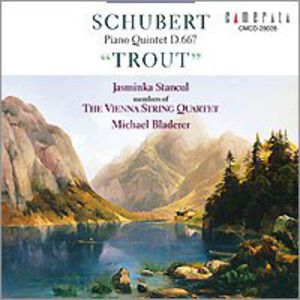 Piano Quintet D 667: Trout