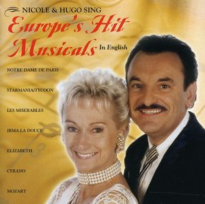 Europe's Hit Musicals (Original Soundtrack)