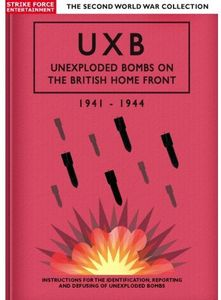 Unexploded Bombs on the British Home Front [Import]