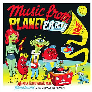 Music from Planet Earth 2: Aliens Teenie /  Various
