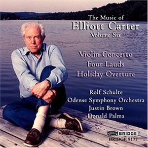 Music of Elliott Carter 6