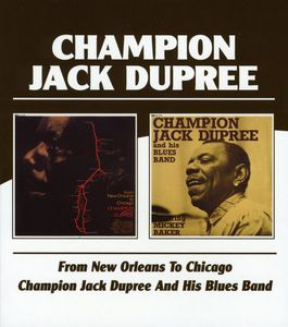 From New Orleans to Chicago /  Champion Jack Dupree [Import]
