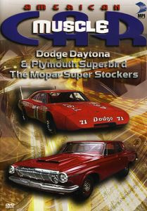 American Musclecar: Dodge Daytona and Plymouth Superbird - The Mopar Super Stockers [Documentary] [TV Show]