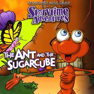 Ant & the Sugarcube