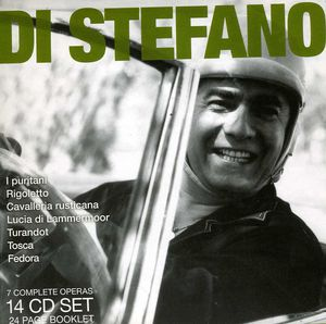 Legendary Performances of Giuseppe Di Stefano