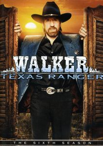 Walker Texas Ranger: The Complete Sixth Season