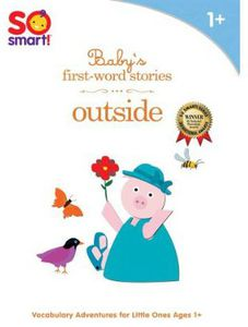 So Smart - Baby's First-Word Stories: Outside