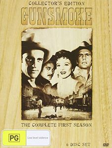 Gunsmoke Season 1 Wood Pack [Import]