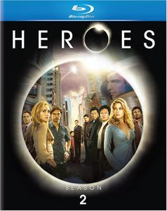 Heroes: Season 2 [Widescreen] [4 Discs] [Digipak] [Slipcase]