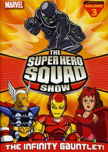 The Super Hero Squad Show: The Infinity Gauntlet!: Season 2 Volume 3