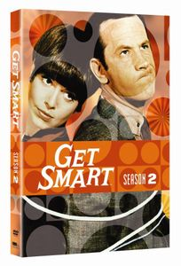Get Smart: Season 2 [Standard] [4 Discs] [O-Sleeve]