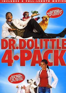 Dr Dolittle 4-Pack