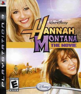 Hannah Montana the Movie for PlayStation 3