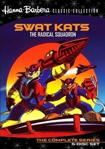 Swat Kats: The Radical Squadron [Full Frame]